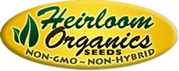 Heirloom Organics Non Hybrid Seeds