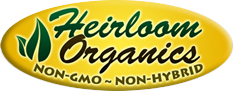 Heirloom Organics | Non-Hybrid Non-GMO Seeds