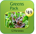 Non-Hybrid Greens Pack
