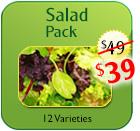 Non-Hybrid Salad Pack