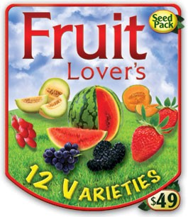 Fruit Lover's Pack $49
