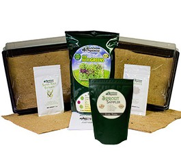 MicroGreens Kit & Sprout Sampler