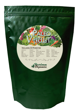 Paleo Seed Vault