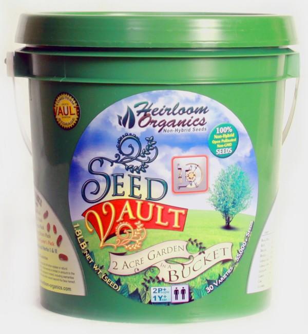 Seed Vault