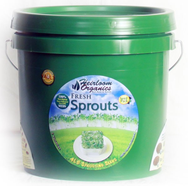 Fresh Sprouts Pack