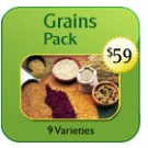 Grains Pack $59