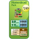 Homestead Pack $249