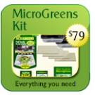 Home Micro-Greens Kit
