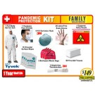 Family Maximum Pandemic Protection Kit