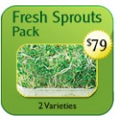 Fresh Sprouts Pack $79