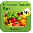 Heirloom Tomato Pack $49