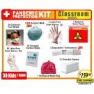 Classroom Basic Pandemic Protection Kit