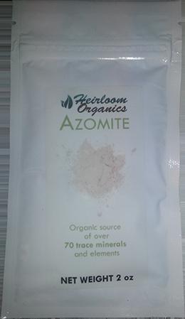 Azomite - 2 oz.