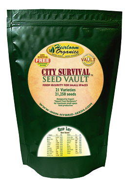 City Survival Seed Vault