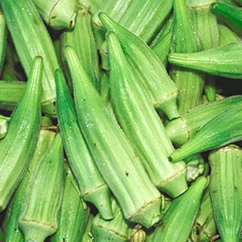 Okra: Clemson Spineless | 4 g