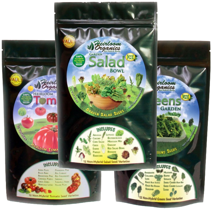 Salad Greens Combo