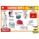 Family Maximum Pandemic Protection Kit